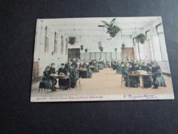 Belgique  België  ( 547 )  Eecloo  Eeklo   Institut N.D. Aux Epines :  Salle De Jeu -  Gekleurd - Eeklo