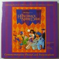 New Zealand - GPT - Walt Disney - Hunchback Of Notre Dame - $5 - 2000 Ex - Collector Folder - Mint - New Zealand