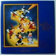 New Zealand - GPT - Mickey Mouse Story Part 3 - Sorcerer's Apprentice - NZ-D-60 To 63 - Mint In Folder - New Zealand