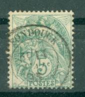 FRANCE - CAD D° DE CONSTANTINE N° 18 (CATALOGUE MATHIEU) TYPE BLANC - 1900-29 Blanc
