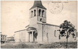 63 SEYCHALLES - L'église - Frankrijk