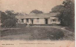 *** 33  ***  CANTENAC MARGAUX Château D'Angludet PELURAGE Et PLIS - Sonstige Gemeinden