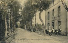 CPA - France - (58) Nièvre - Lac Des Settons - L'Hôtel Du Lac - France