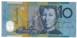 Australia 10 Dollars 2003 UNC .PL. - 2001-2003 (Polymer)