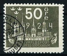 Suecia Nº 172 Usado Cat.37,50€ - Used Stamps