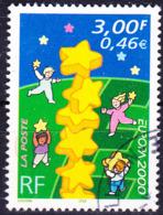 Frankreich France - Europa (MiNr: 3468) 2000 - Gest Used Obl - 2000