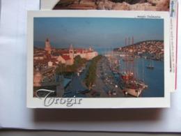 Kroatië Croatia Kroatien Croatie Trogir Harbour City - Kroatië