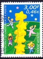 Andorra (franz.) - Europa (MiNr: 551) 2000 - Gest Used Obl - 2000