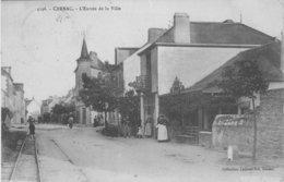 CARNAC L'entrée De La Ville - Carnac
