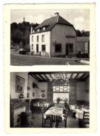 BOUILLON - PENSION DE FAMILLE C. FOCANT - 19, RUE DE LA GARE, BOUILLON - Ed. Thill, Bruxelles - Bouillon
