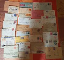France - CORSE - Lot De 66 Lettres - Différents Bureaux - MISE A PRIX 1 EURO - 1921-1960: Modern Period