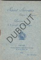 STAMBRUGES - Saint Servais Evêque De Tongres - Leuven 1904  (R57) - Oud
