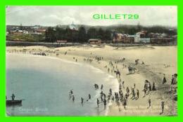 SYDNEY, AUSTRALIE - COOGEE BEACH - ANIMATED - SYDNEY PLEASURE RESORTS SERIES No 58 - - Sydney
