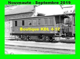 AL 598 - Voiture Mixte Horme Et Buire - COURS - Rhône - SVC - Cours-la-Ville