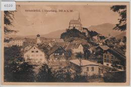 Rankweil - Dorfpartie - Frankatur Nach Deutschland - Rankweil