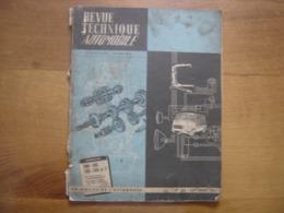 1965 REVUE TECHNIQUE AUTOMOBILE 233 BMW 1500 1600 1800 TRANSMISSIONS AUTOMATIQUE - Voitures