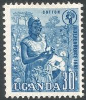 Uganda. 1962-64 Independence. 30c MH. SG 103 - Uganda (1962-...)