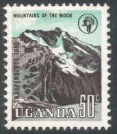 Uganda. 1962-64 Independence. 50c MH. SG 104 - Uganda (1962-...)