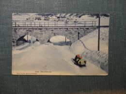 The Cresta - Run St. Moritz - Celerina (6070) - GR Grisons