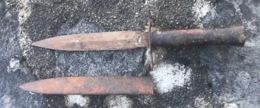 Couteau-poignard Modèle 1916 - Armes Blanches
