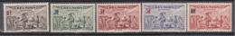 Réunion PA 18 à 22 ** - Réunion (1852-1975)