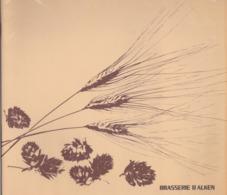 ALKEN-CRISTAL-ALKEN-BROUWERIJ-BRASSERIE-BROCHURE-12 PAGES-1967-BELLES PHOTOS-DIMENSIONS+-24-24CM-RARE-VOYEZ LES SCANS - Alcools