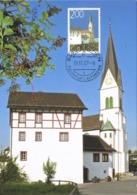 33866. Tarjeta Maxima ESCHEN (Liechtenstein) 2007, Kirche St, Martin Und Pfundbauten - Cartas Máxima