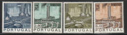 PORTUGAL - N°1076/9 ** (1970) Raffinerie De Pétrole De Porto - 1910-... Republik