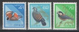 Japon - YT 2019-2021 ** - 1992 - Oiseaux - Birds - Ongebruikt