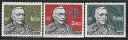 PORTUGAL - N°1080/2 ** (1970) Maréchal Carmona - 1910-... Republik