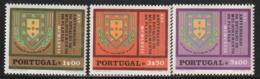 PORTUGAL - N°1083/5 ** (1970) - 1910-... Republik
