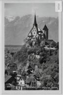 Wallfahrtskirche Rankweil - Photo: Risch-Lau - Stempel: Feldkirch 8.8.1932 Nach Zürich - Rankweil