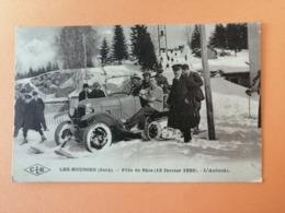Les Rousses Fête De Skis 12 Février 1922 L Autoski - France