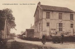 L' Epine Aux Bois La Mairie Et Ecoles - France