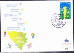 Bosnien Und Herzegowina - Europa (MINr: 194) 2000 - FDC - Europa-CEPT