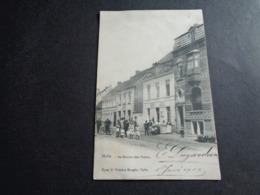 Belgique  België  ( 567 )   Melle - Lez - Gand ( Gent )  :  Au Bureau Des Postes ( Poste  Post ) - Melle