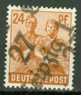 SBZ 174 ** 27 Leipzig 1 Gepr. Heinzel - Soviet Zone