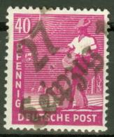 SBZ 177 ** 27 Leipzig 1 Gepr. Heweker - Soviet Zone
