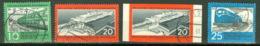 DDR 804/06A+B O Tagesstempel - Gebraucht