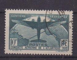 FRANCE : N° 321 . OBL . TB . 1936 . - Marcophilie (Timbres Détachés)