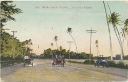 70-376 USA Waikiki Hawaiian Islands - United States
