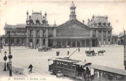 ROUBAIX - La Gare - Tramway - Roubaix