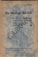 EINDHOUT/Eynthout - Heilige Bavo - J-L. Brems - Druk: Averbode 1935 (R51) - Oud