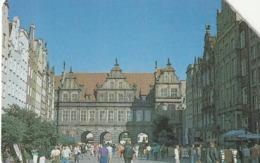 POLONIA. Gdansk - Long Market. 100U. 23. (128) - Polonia