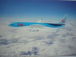 Avion / Airplane / TUI / Boeing B 737 MAX / Airline Issue - 1946-....: Era Moderna