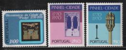 PORTUGAL - N°1144/6 ** (1972) Ville De Pinhel - 1910-... Republik