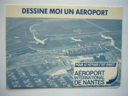 Avion / Airplane / AIR INTER / Cravelle / Seen At Nantes Airport - 1946-....: Era Moderna