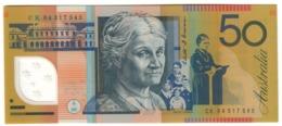 Australia 50 Dollars 2004 UNC .PL. - 2005-... (Polymer)