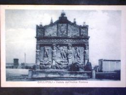 PUGLIA -LECCE -GALLIPOLI -F.P. LOTTO N°43 - Lecce