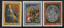 PORTUGAL - N°1162/4 ** (1972) Marquis De Bompal - 1910-... Republik